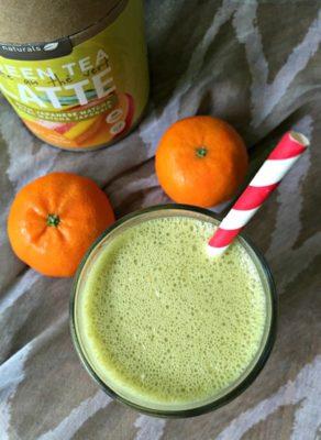 orange-matcha-smoothie
