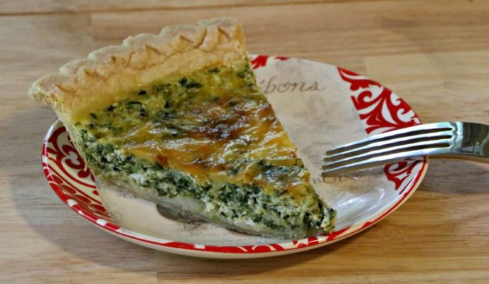 spinach-cheese-quiche