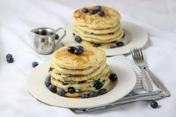 gluten-free-blueberry-pancakes