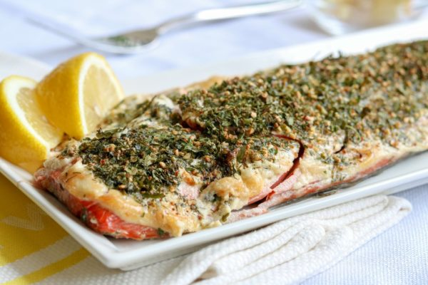 whole-30-herb-crusted-salmon