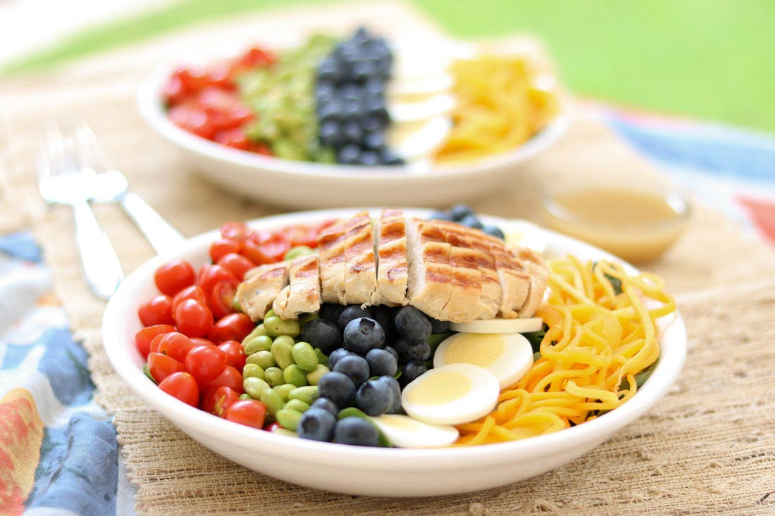 Pregnancy Power Salad
