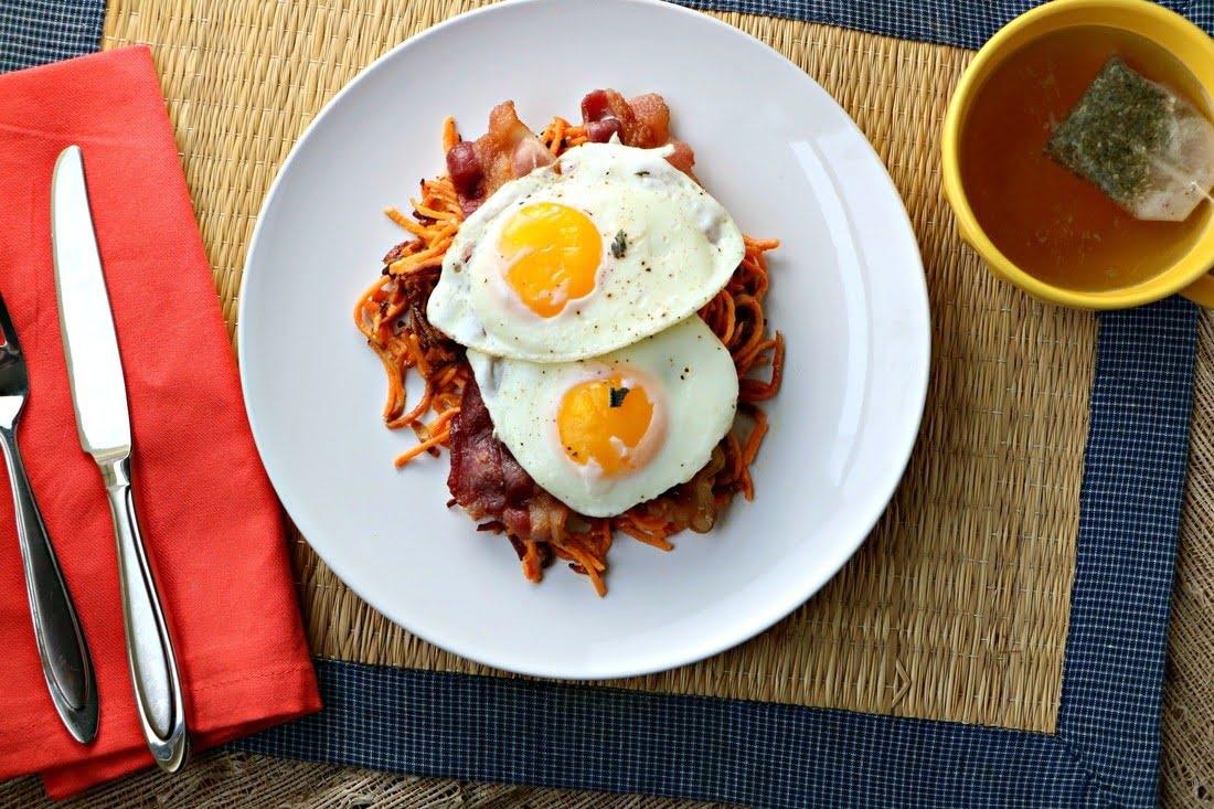 Swoodle Breakfast Skillet, GF, DF