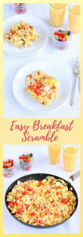 Easy Gluten-Free Breakfast Scramble