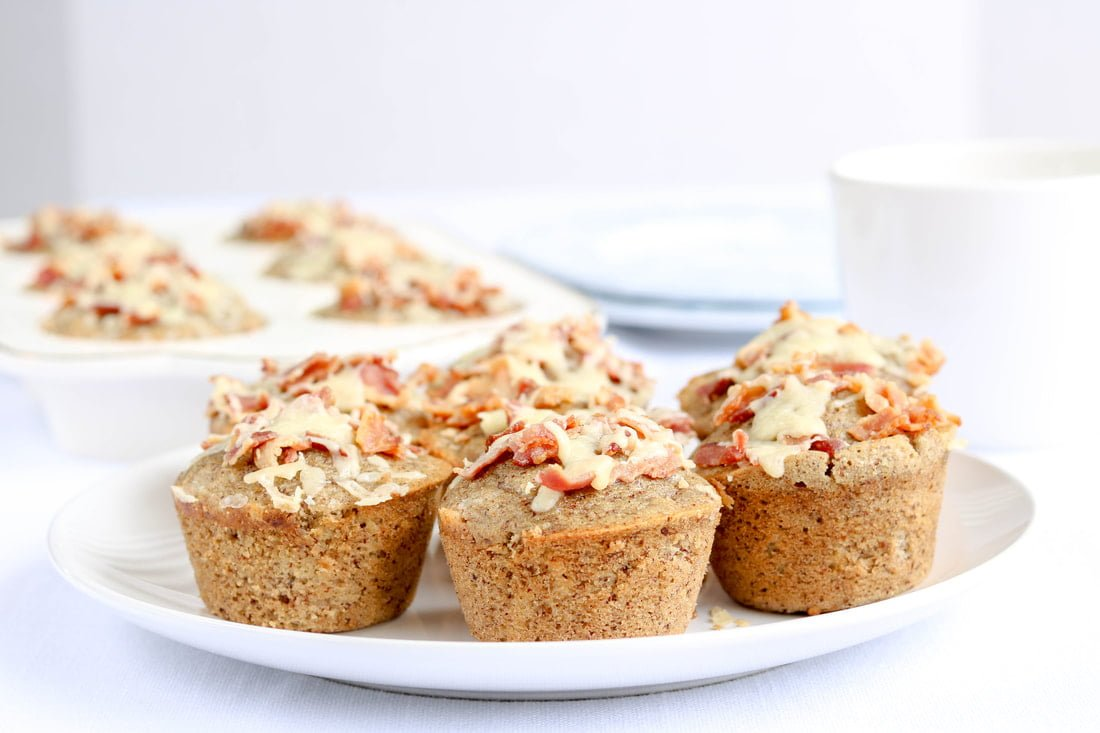 Savory Breakfast Muffins Kiss In The Kitchen