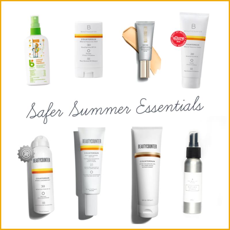 Safer Summer Essentials