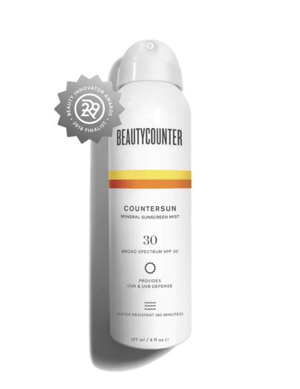 Beautycounter Countersun spray