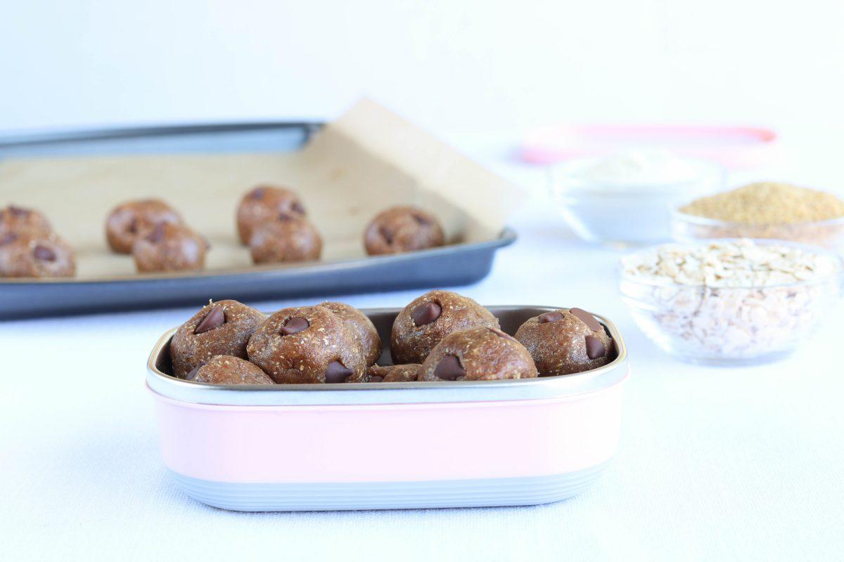 gluten-free power balls