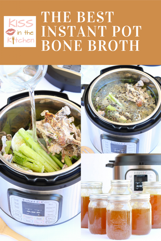 Instant Pot Bone Broth Pin